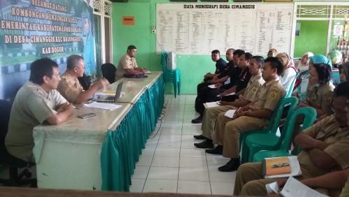Sosialisasi Peraturan Daerah Kabupaten Bogor