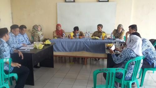 Pembinaan Administrasi di Desa Pabuaran