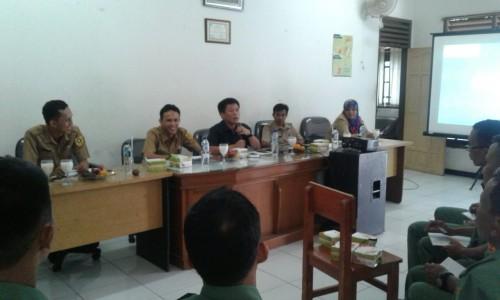 Pembinaan Administrasi ke Desa Susukan