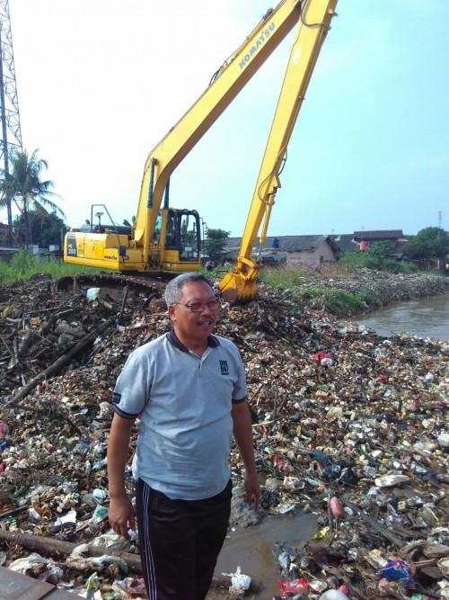 Pengangkutan Sampah dikali Baru Jembatan Perumahan Griya Lestari