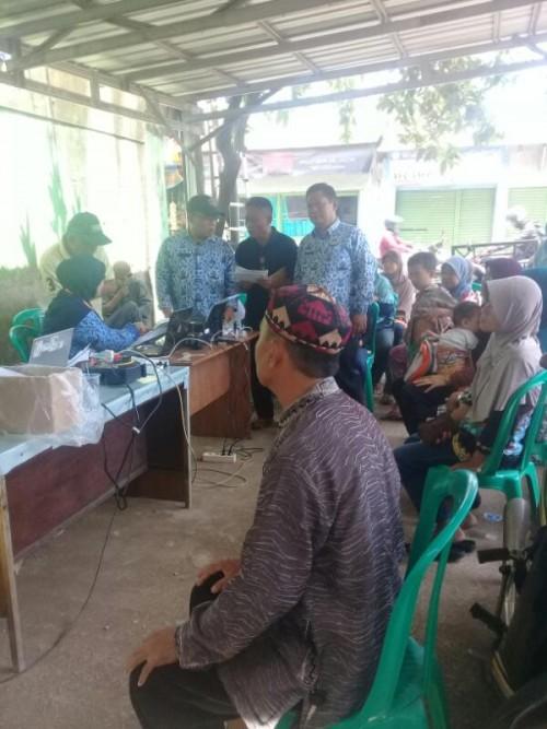 Pelayanan PBB Keliling oleh UPT Pajak Kecamatan Bojonggede