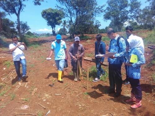 Penetapan Batas Setu Kandang Babi Desa Waringin Jaya