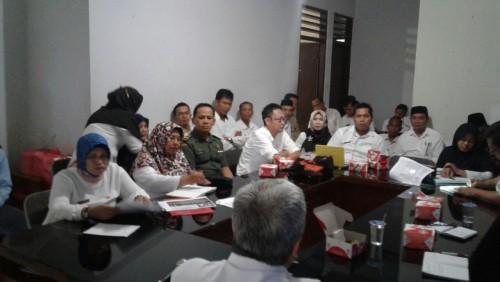 Sosialisasi Pencegahan Penyakit Campak Oleh UPT Puskesmas