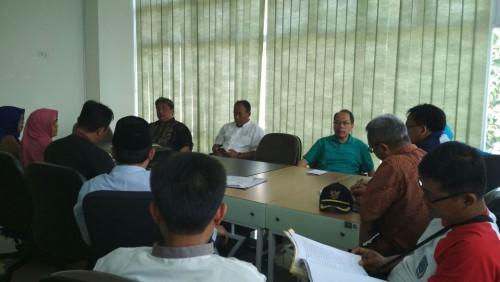 Kunjungan Kerja DPRD Kabupaten Bogor Komisi 3 Ke Rumah Sakit Harapan Sehatti Desa Bojong Baru